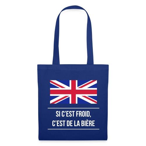 Cuisine anglaise - Tote Bag