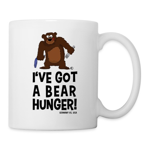I've got a bear hunger - Tasse