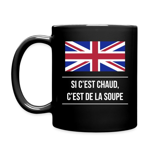 Cuisine anglaise - Mug uni