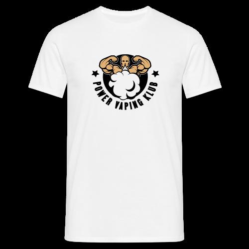POWER VAPING KLUB - T-shirt Homme