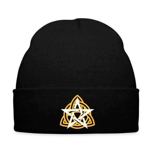 Pagan symbol beanie - Winter Hat
