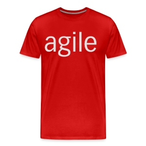 agile - Men's Premium T-Shirt