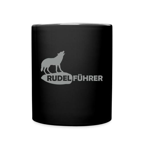 Rudelführer Wolf Alphatier Leitwolf Papa Tassen & Zubehör - Tasse einfarbig