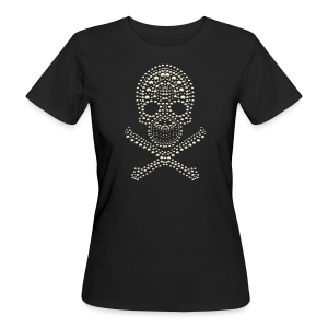 Skull - cool Design - Frauen Bio-T-Shirt