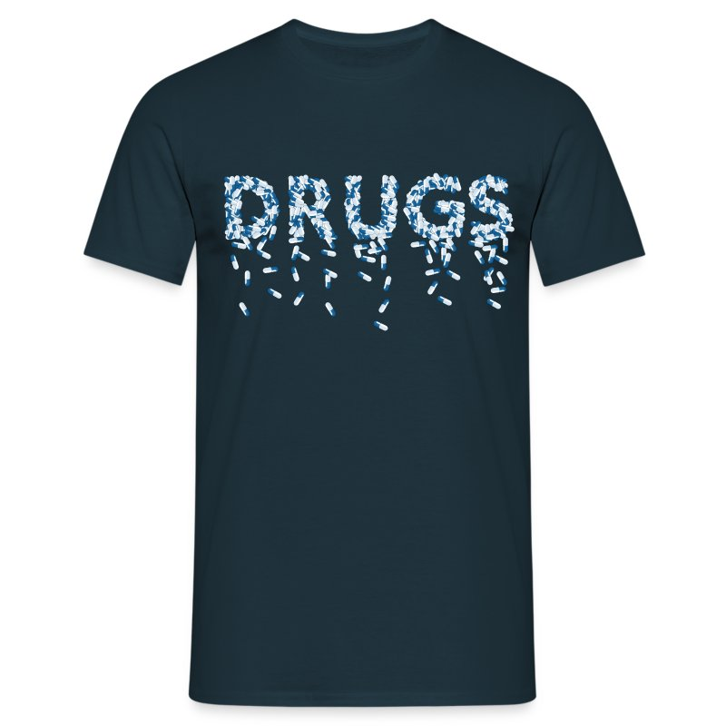 Blue pills - T-shirt Homme
