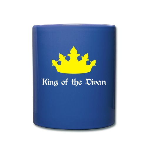 King of the Divan - Mug uni