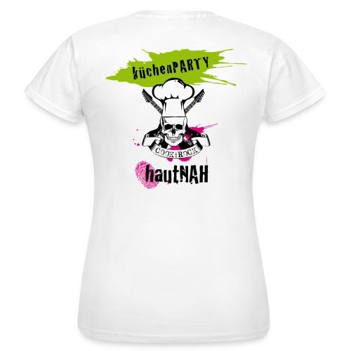 CmR hautNah Frauen T-Shirt - Frauen T-Shirt