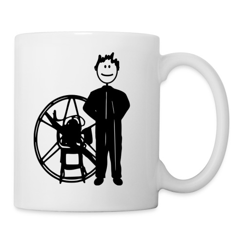 Paramotor Pilot - Mug