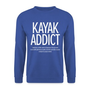 Kayak Addict - Sweat-shirt Homme