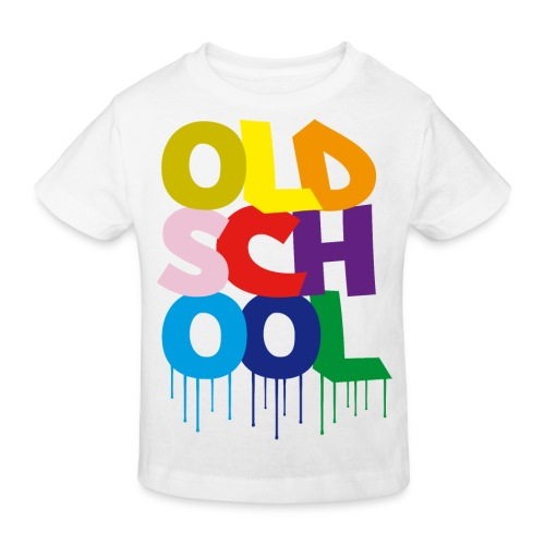 T-shirt bio Enfant - graffiti, old school, tags, hip-hop, os apparel , osapp,