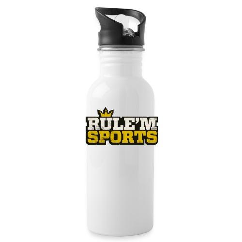 Water Bottle - Limited Edition RULE'M SPORTS Water Bottle.