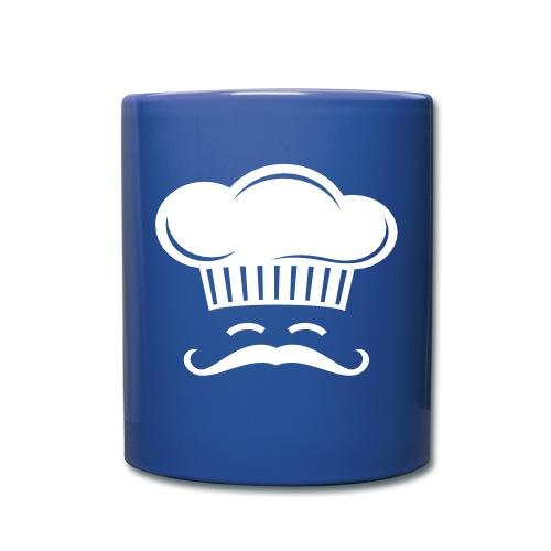 Chef moustache - Mug uni