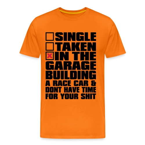Tuner Sirt - Männer Premium T-Shirt