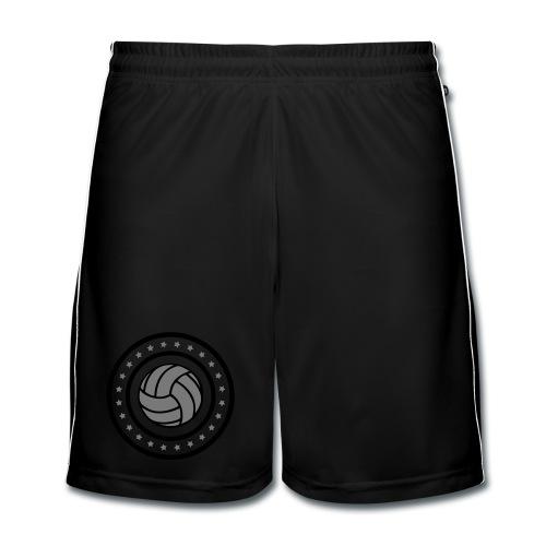 Pant Basic fútbol - Pantalones cortos de fútbol hombre