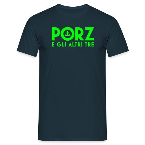 T-shirt Porz +3 - Men's T-Shirt
