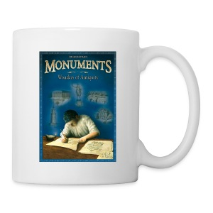 Kaffeebecher - Monuments Cover - Tasse