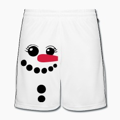 Snowman Trousers & Shorts