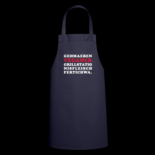 Gehmaebenveg … - Kochschürze