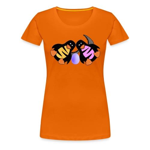 Pinguleison Premium Love for Women - Women's Premium T-Shirt
