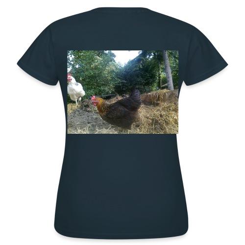 Chicken - Frauen T-Shirt