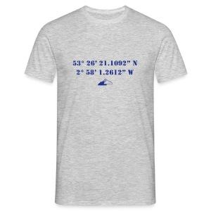 Longlat - Men's T-Shirt