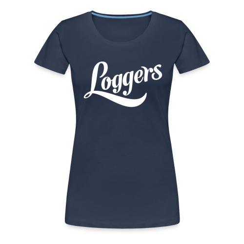 Loggers T-skjorte - Premium T-skjorte for kvinner