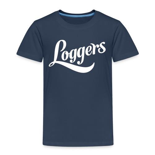 Loggers T-skjorte - Premium T-skjorte for barn