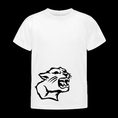 Wildkatze - Kinder T-Shirt