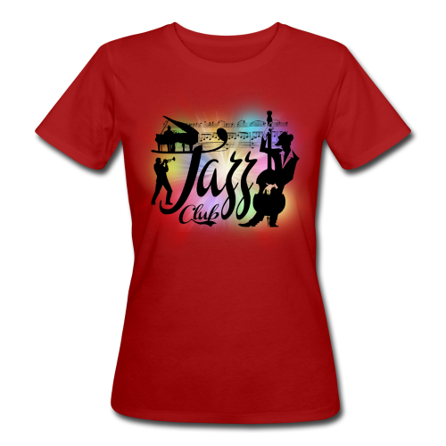 JAZZ CLUB - Frauen Bio-T-Shirt