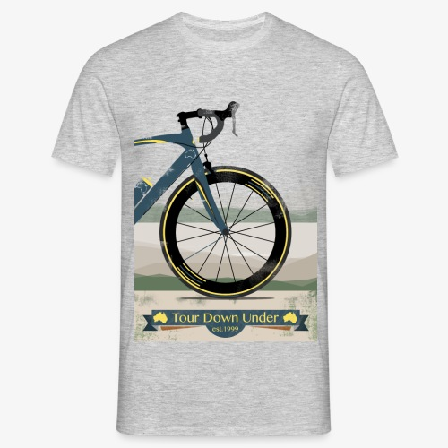 Camiseta con bicicleta 'Tour Down Under Bike'-Camiseta hombre - Camiseta hombre