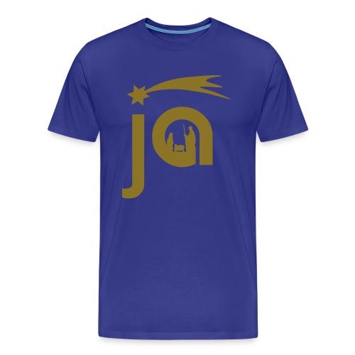Gottes JA zu uns - Männer Premium T-Shirt