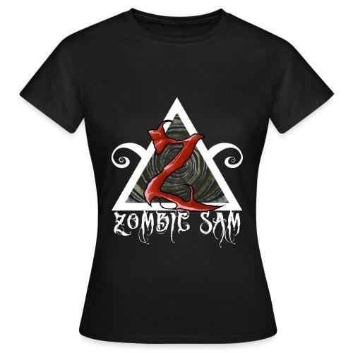 Zombie Sam Red - Women's T-Shirt