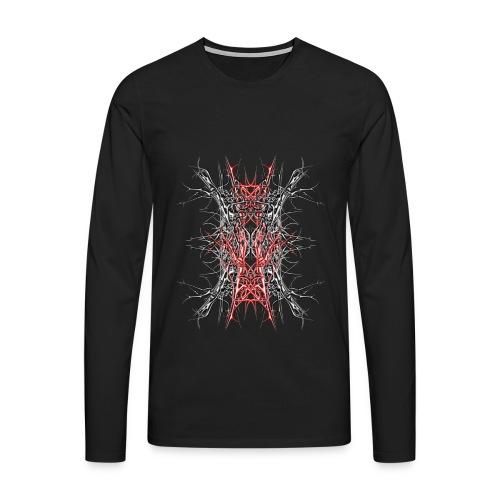 dark art 6 - Männer Premium Langarmshirt