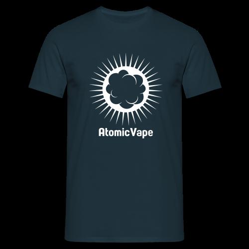 ATOMIC VAPE - T-shirt Homme