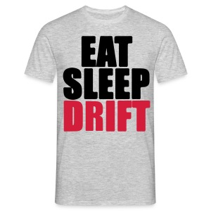 Eat, sleep, drift - T-shirt Homme