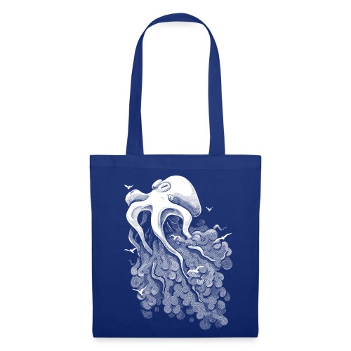 Deep Cloud - Tote Bag