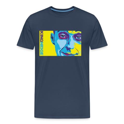 KING NIDGE - Men's Premium T-Shirt