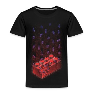 Brick Ception Shirts - Kids' Premium T-Shirt