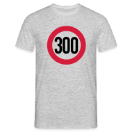 Tee shirts ~ Tee shirt Homme ~ Speed limit 300