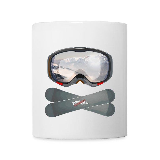 snowBALL VIII A cup