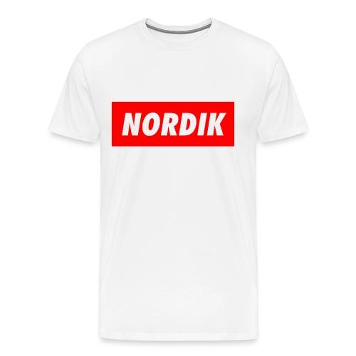 NORDIK Männer T-Shirt - Männer Premium T-Shirt