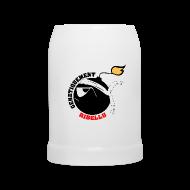 Bouteilles et Tasses ~ Chope ~ CHOPPE RIBELLU