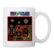 Mugs & Drinkware ~ Mug ~ Mystic Moons and On the Rooftop