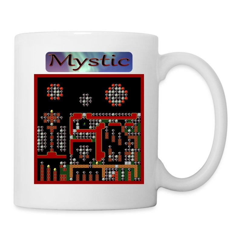 Mystic Moons and On the Rooftop - Mug