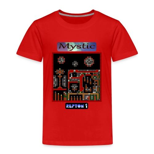 Repton 1 - Mystic Moons - Kids' Premium T-Shirt
