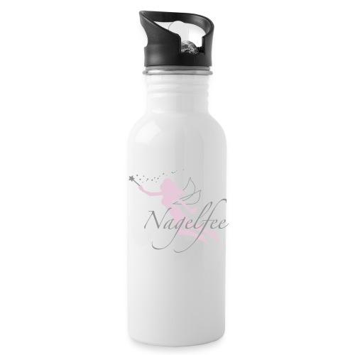 Exclusive Trinkflasche Nagelfee - Trinkflasche