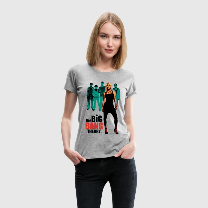 Frauen T-Shirt Big Bang Theory Penny - Frauen Premium T-Shirt
