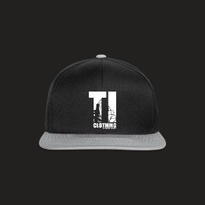 TI FLAT CAP - Snapback Cap