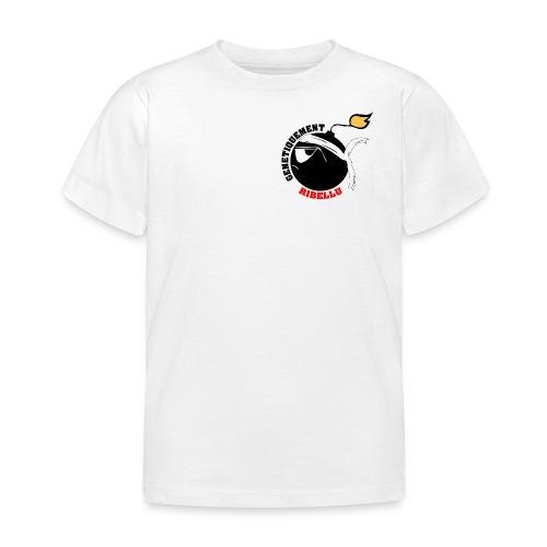 GENETIQUEMENT RIBELLU - T-shirt Enfant