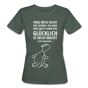 Motto-Bio-Shirt Women - Frauen Bio-T-Shirt